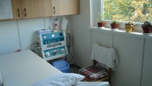 Colon-hydroterápiás kezelés