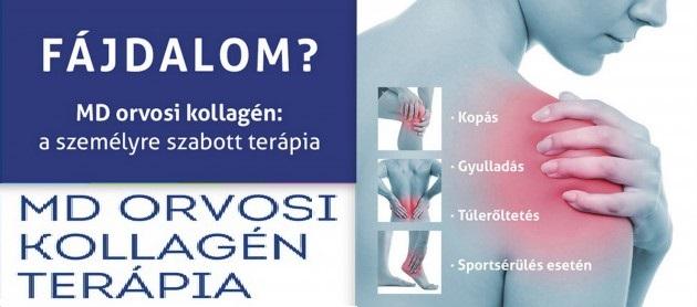 kollagén